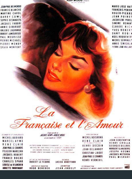 La Française et l'Amour, de Henri Verneuil En10279