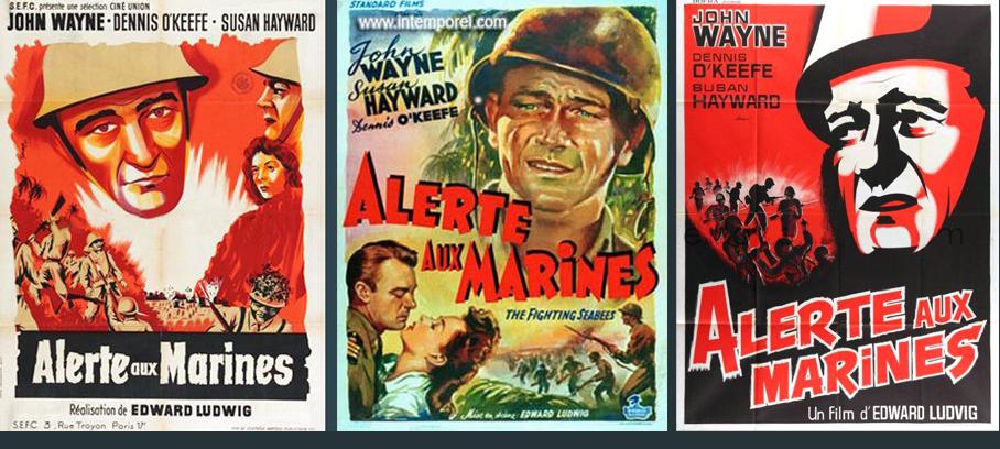 Alerte aux marines (The Fighting Seabees) - 1944 - Edward Ludwig En10764