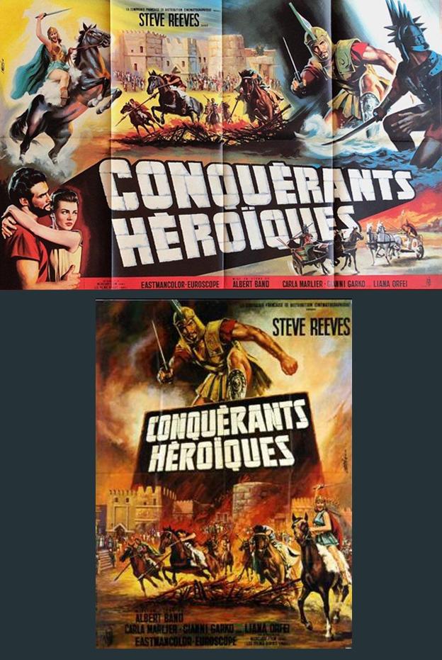 les conquerants heroiques