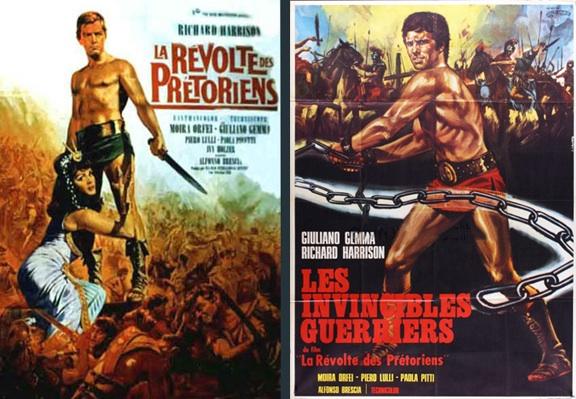 la révolte des prétoriens