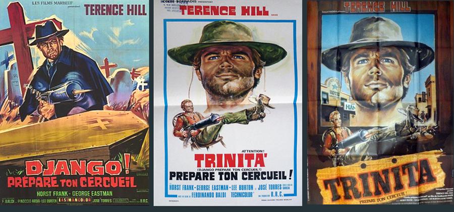 Django Prépare ton cercueil affiche