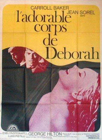L`Adorable Corps De Deborah [1968]