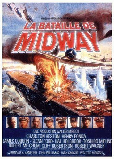 la bataille de midway film
