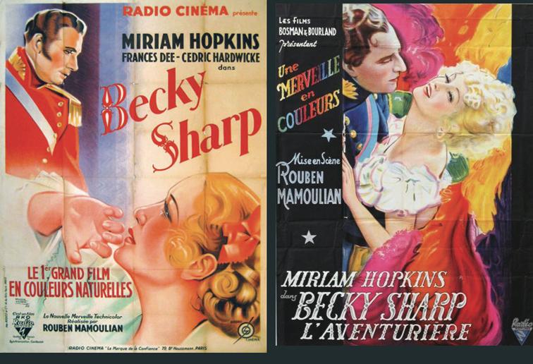 Becky Sharp Rouben Mamoulian 1935 Encyclo Cin 233