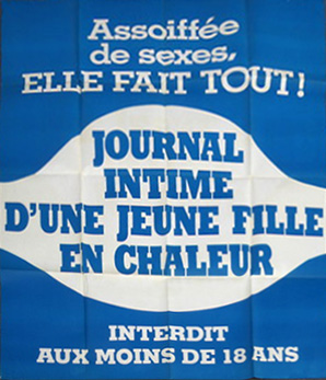 Journal intime d'une fille
