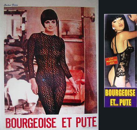 bourgeoise et pute 1982 chaude pute