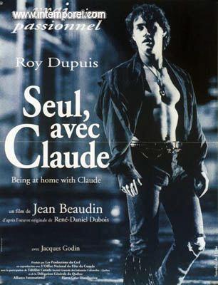 Seul avec Claude affiche