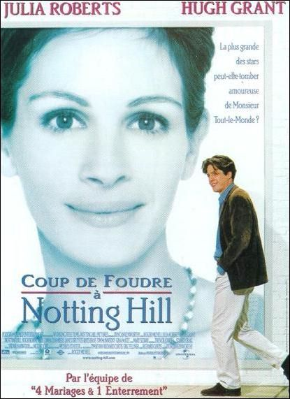 Coup de foudre notting hill roger michell 1998 - Coup de foudre a notting hill acteurs ...