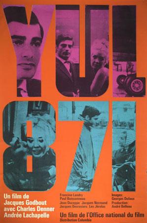 Yul 871   (1966   VFQ