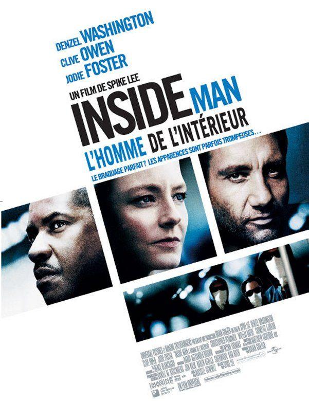 Inside Man - l\'Homme de l\'intérieur | Spike Lee | 2005 | Encyclo-ciné