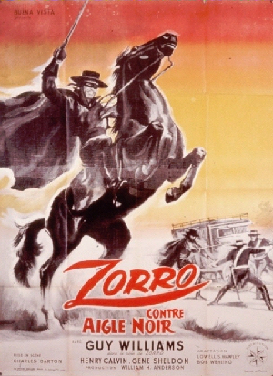 [Disney] Zorro Contre Aigle Noir (1959) En35285