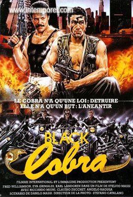 Black Cobra affiche