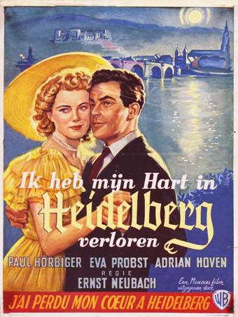 Cœur de Heidelberg | Ernst Neubach | 1952 | Encyclo-ciné