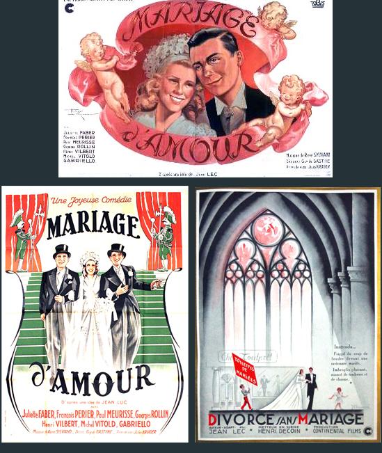 Mariage d'amour En3927