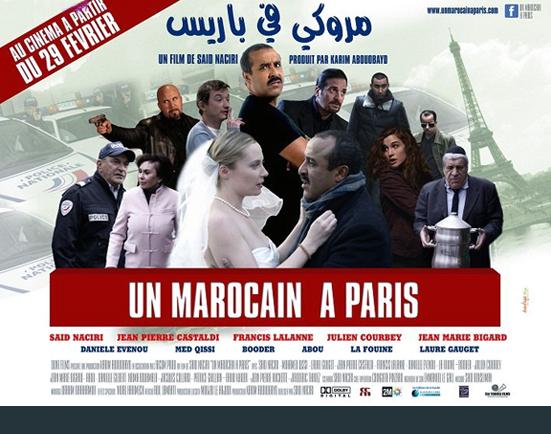 un marocain a paris said naciri 2012