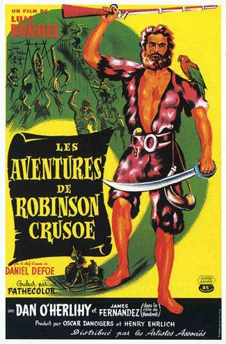 Les Aventures de Robinson Crusoé | Luis Buñuel | 1952