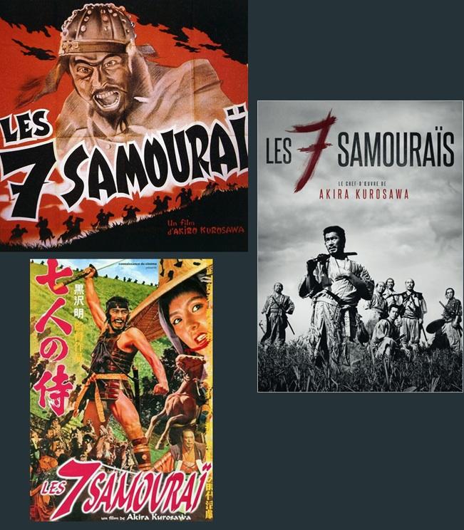 Les Sept Samoura s